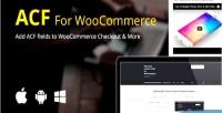 Custom advanced woocommerce for fields