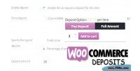 Deposits woocommerce plugin payments partial