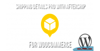 Details shipping pro woocommerce for plugin