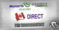 Direct moneris ca woocommerce for gateway