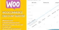 Discount woocommerce master