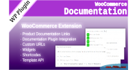 Documentation woocommerce