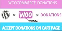 Donation woocommerce plugin