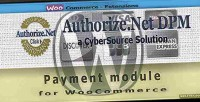 Dpm authorize.net payment woocommerce for gateway