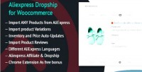 Dropship aliexpress for woocommerce