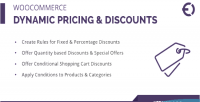 Dynamic woocommerce plugin discounts pricing