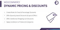 Dynamic woocommerce plugin discounts pricing