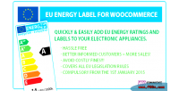 Energy eu woocommerce for label