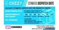 Estimated woocommerce dispatch date