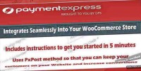 Express payment pxpost woocommerce for gateway