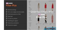 Filter woocommerce plus filter product unlimited