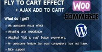Fly woocommerce effect cart to