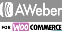 For aweber woocommerce