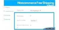 Free woocommerce shipping plugin