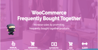 Frequently woocommerce bought together