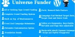 Funder universe system crowdfunding woocommerce