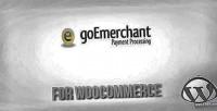 Gateway goemerchant for woocommerce
