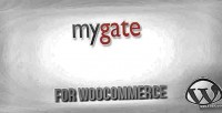 Gateway mygate for woocommerce