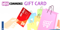 Gift woocommerce card