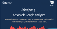 Google actionable analytics