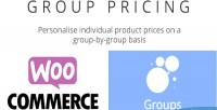 Group woocommerce pricing