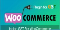 Gst indian for woocommerce