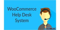 Help woocommerce desk system