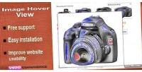 Hover image view woocommerce