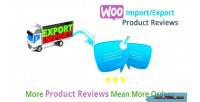 Import woocommerce reviews product export