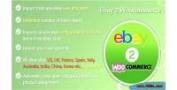 Importer ebay woocommerce plugin