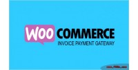 Invoice woocommerce payment gateway