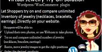 Jewelry try on wordpress plugin woo jewelry