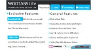 Lite wootabs file download