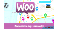 Maps woocommerce store locator