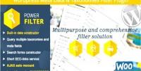 Meta wordpress filter taxonomies data