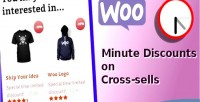 Minute woocommerce discounts sells cross on
