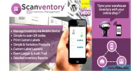 Mobile woocommerce inventory management