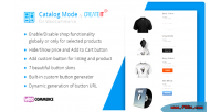 Mode catalog for woocommerce