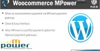 Mpower woocommerce payment