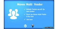 Multi muven vendor system marketplace woocommerce