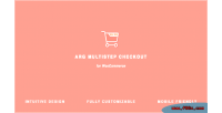 Multistep arg woocommerce for checkout