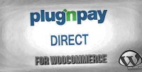 Plug n pay direct woocommerce for gateway