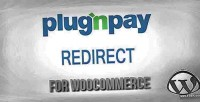 Plug n pay redirect woocommerce for gateway