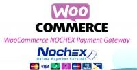 Nochex woocommerce payment gateway