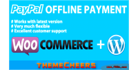 Offline paypal woocommerce for payment