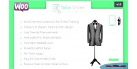 Online tailor woocommerce for plugin tailoring custom online