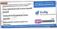Payment bluepay woocommerce for gateway