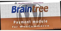 Payment braintree woocommerce for gateway