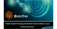 Payment braintree wocommerce for gateway