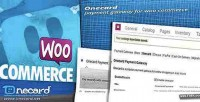 Payment onecard woocommerce for gateway